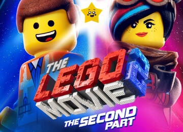 FREE Movie in the Park: The Lego Movie 2