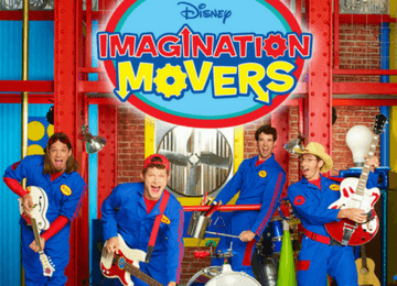 Disney Imagination Movers
