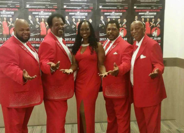 The Platters Christmas Show