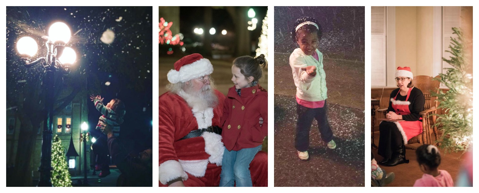 #AVeryBerryChristmas: North Pole Nights Downtown!