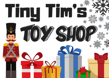 Tiny Tim's Toy Shop